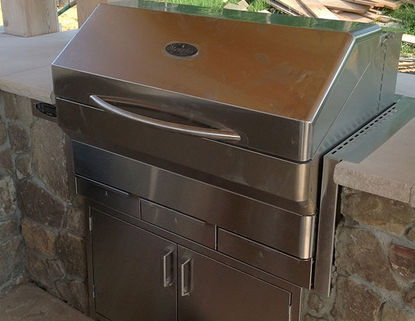 Memphis Elite 39 Quot Built In Pellet Grill Affordable