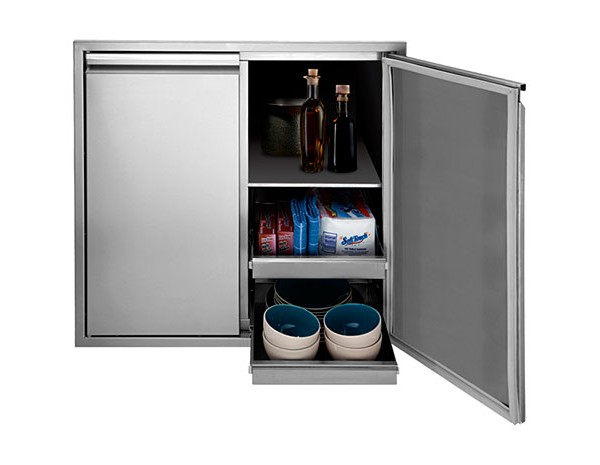 "Twin Eagles 36"" Tall Dry Storage Pantry"