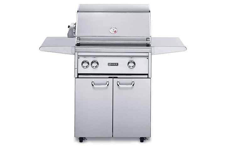 27-Inch-Professional-Series-2-Burner-Freestanding-Gas-Grill
