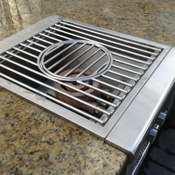 "Lynx 19"" Professional Built-In Power Burner"