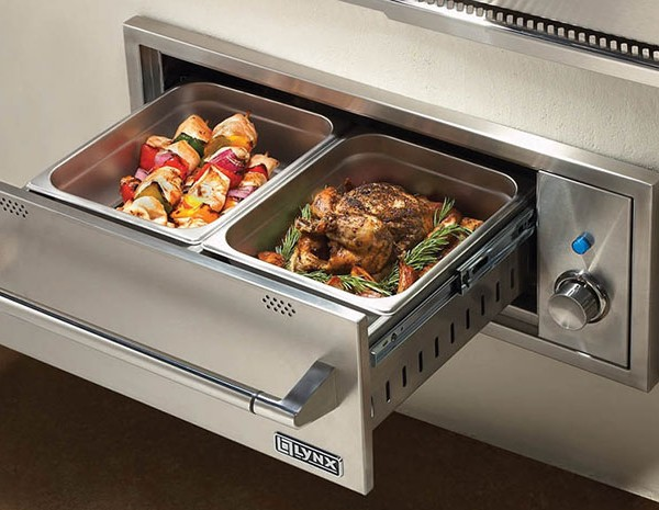 Lynx Professional 30-Inch Outdoor Warming Drawer