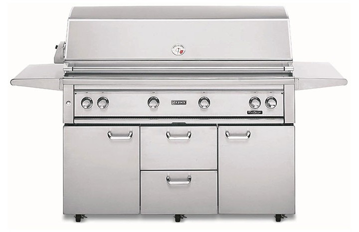 Lynx-54-cart-grill