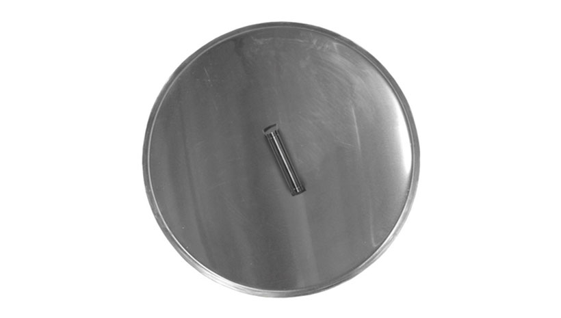 Optional Firegear Round Lid Affordable Outdoor Kitchens