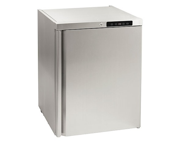 Summerset 24 Outdoor Rated Stainless Steel Refrigerator Affordable Outdoor Kitchens