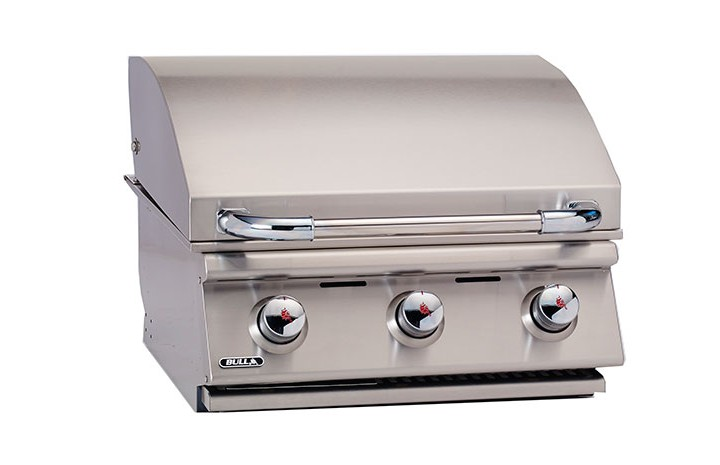 Bull 24u2033 Outdoor Stainless Gas Griddle