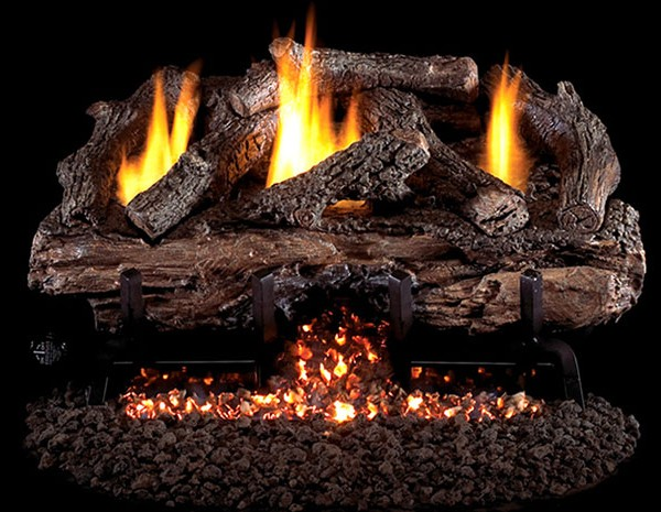 R H Peterson G10 Vent Free 24 30 Gas Fireplace Burner W Electric Ignition Affordable Outdoor