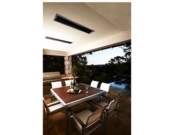 The Bromic 3000W Tungsten Electric Radiant Patio Heater Is Stylishly  Designed To Compliment The Atmosphere Of Any Home Or Commercial Environment  While ...