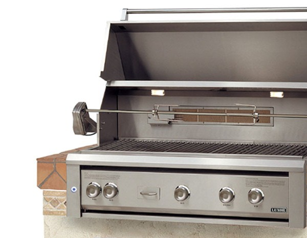 When It Comes To Built In Grills, Luxor Has You Covered. We Have No Doubt  That Youu0027ll Love This Addition To Your Arsenal Of Outdoor Kitchen Equipment.
