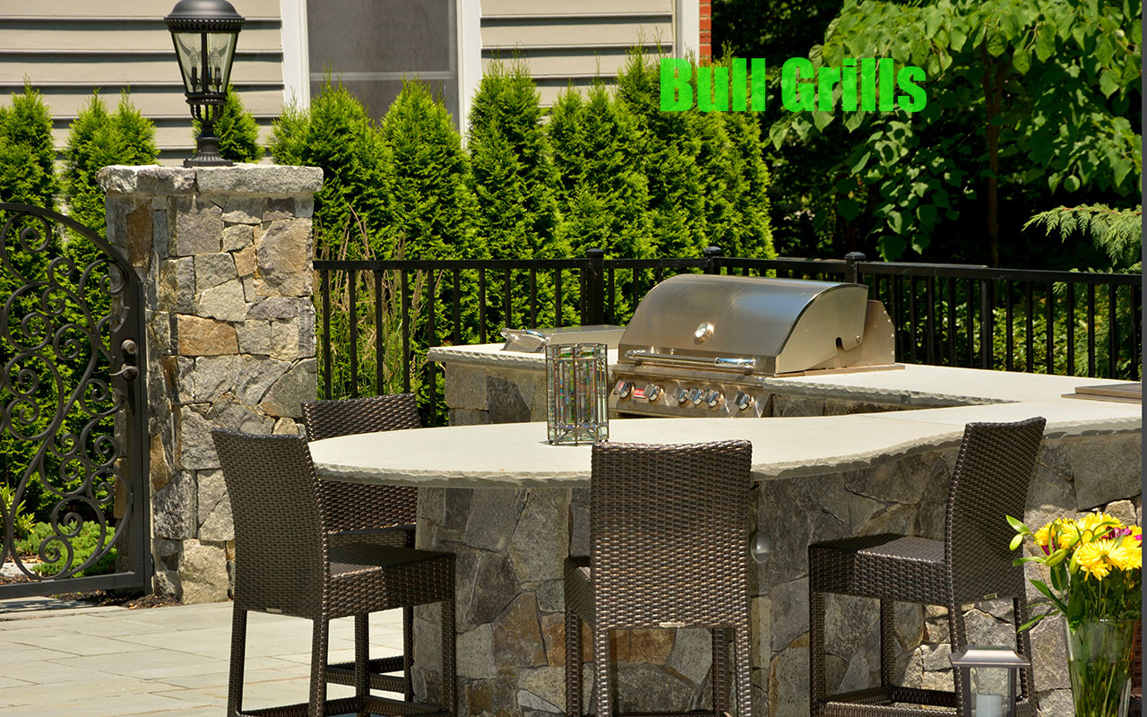 Bull Outdoor Slider Affordable Outdoor Kitchens