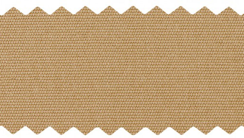 Canvas Cocoa (FF 5425-0000) with self welt Grade A