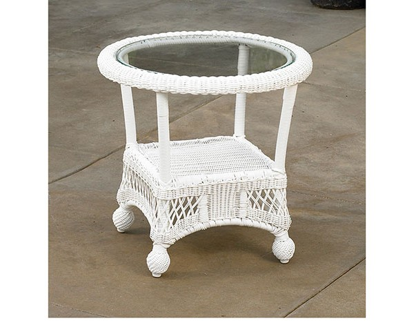 North Cape St Lucia End Table Affordable Outdoor Kitchens