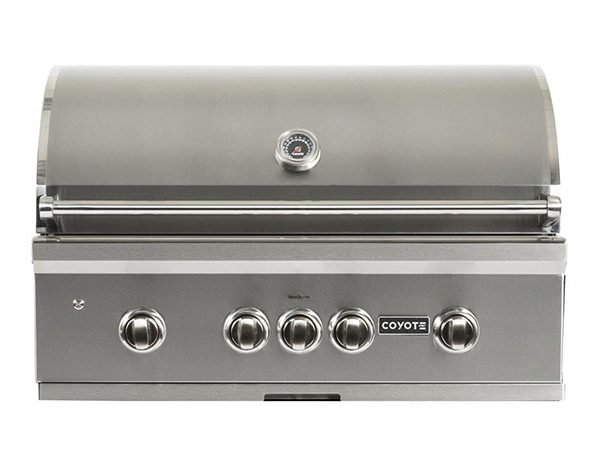 Coyote 36 S Series Built In Gas Grill Affordable Outdoor