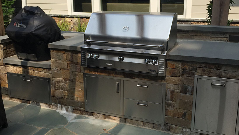 Alfresco and Primo Grills