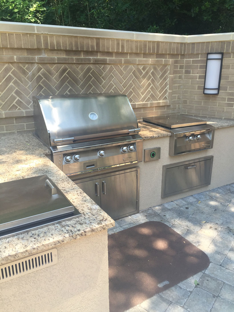 Commercial Grill Stations Affordable Outdoor Kitchens