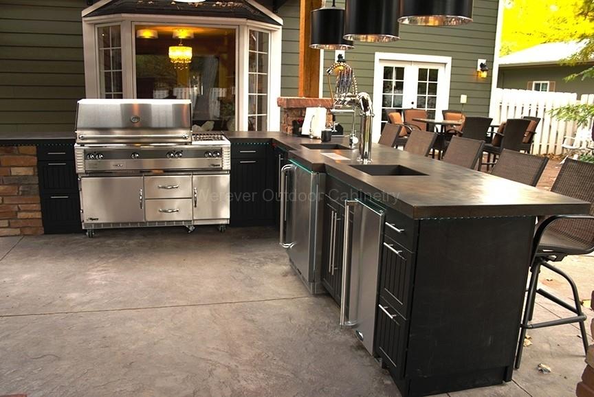 Genial Werever Outdoor Kitchen Cabinets 65