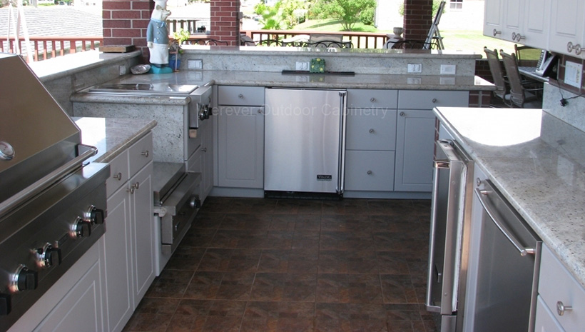 Werever Outdoor Kitchen Cabinets 17