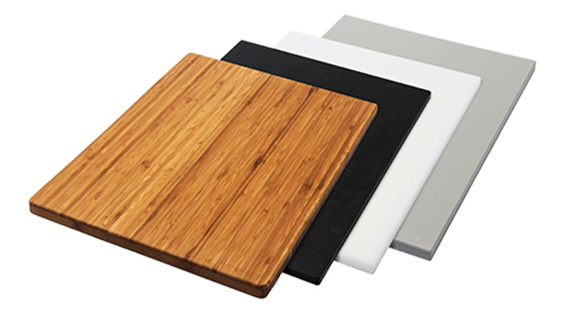 (1) Upper-tier Cutting Board 12 1/4″ x 18″