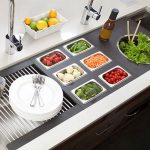 Galley-Ideal-Workstation-6-large-kitchen-sink-salad-buffet-in-graphite-wood-composite