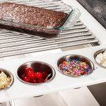 upper-tier-garnish-board-white-resin-dual-tier-drain-rack-white-resin-baking-toppings