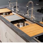 IWS-7-large-stainless-steel-kitchen-sink-natural-bamboo-culinary-kit