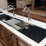 IWS-7-large-stainless-steel-kitchen-sink-graphite-wood-composite-culinary-kit