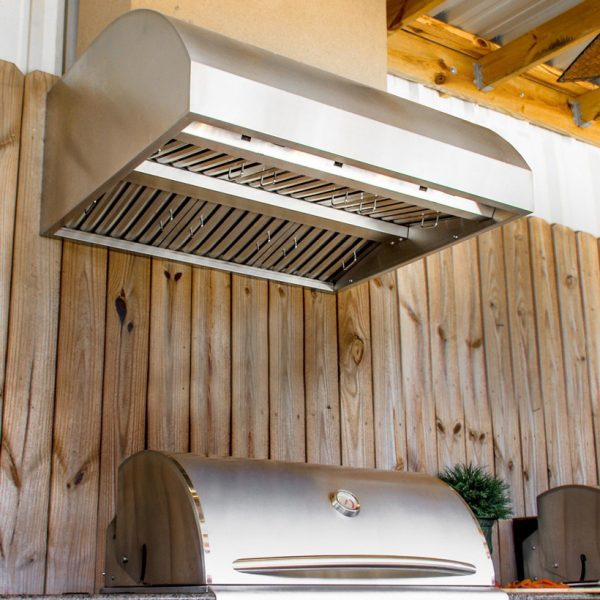 Blaze 42 Inch Stainless Steel Outdoor Vent Hood