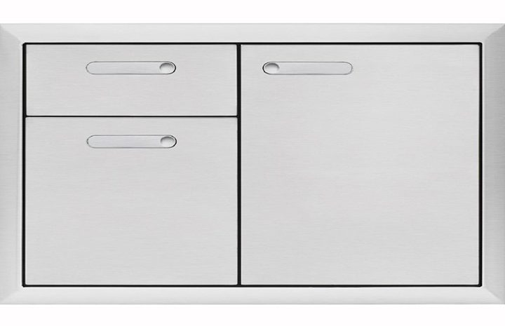 Lynx-Ventana-Storage-Collection-42-Inch-Storage-Door-&-Double-Drawer-Combination-LSA42-4