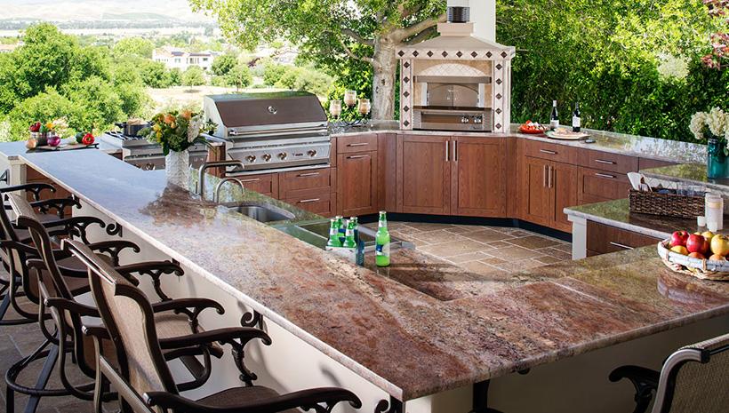 Danver Stainless Steel Outdoor Cabinets