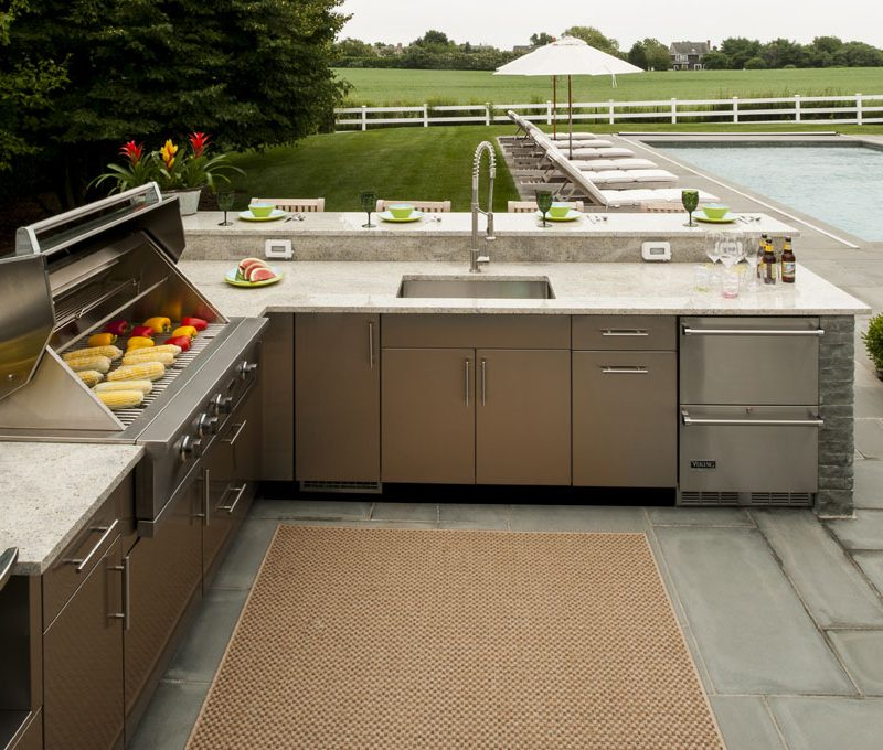 Danver Stainless Steel Outdoor Cabinets | Affordable Outdoor ...