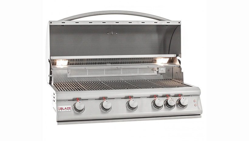 Sparky's Expert Review Blaze Grill