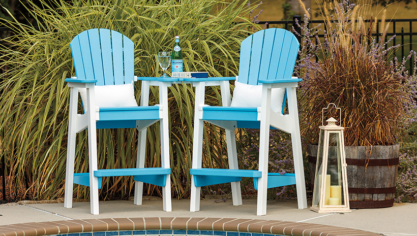 Adirondack Chairs Affordable Outdoor Kitchens