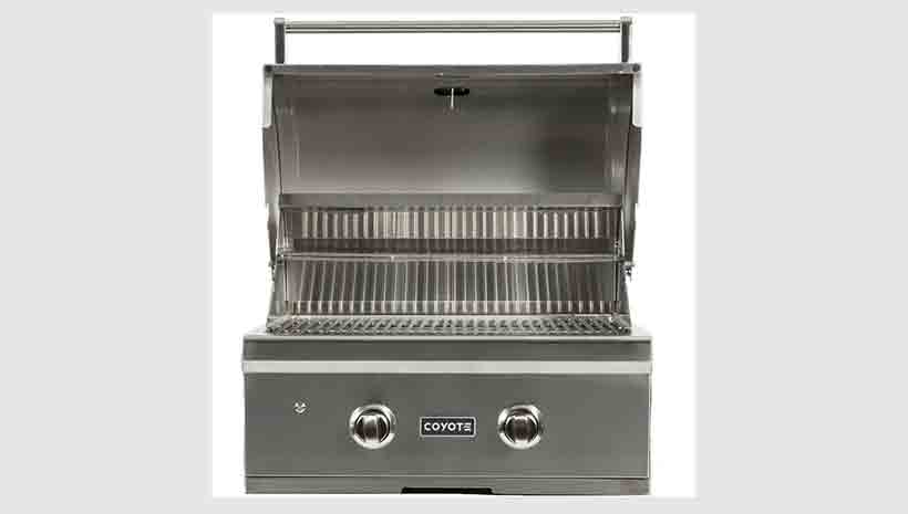 Coyote C Series 28 Inch 2 Burner Gas Grill Affordable