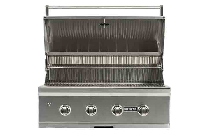 Built In Grills Affordable Outdoor Kitchens