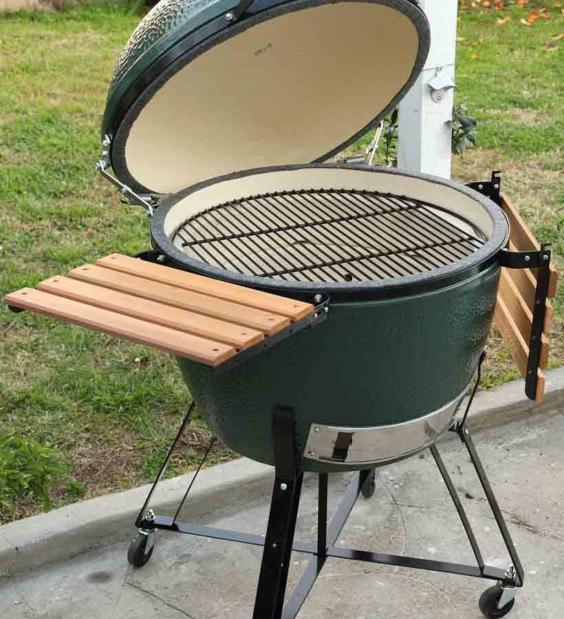 Big Green Egg Outdoor Kitchen: Affordable Outdoor Kitchens