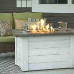 Alcott Gas Fire Pit Table