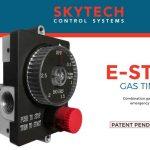 E-Stop Gas Timer