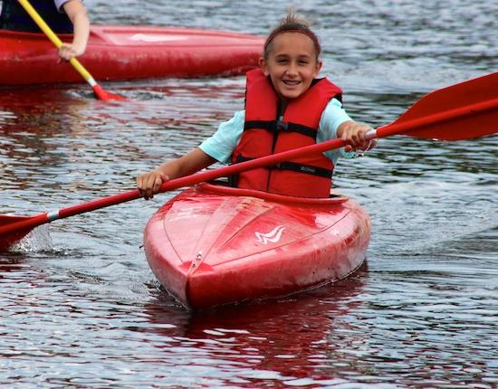 …paddle…