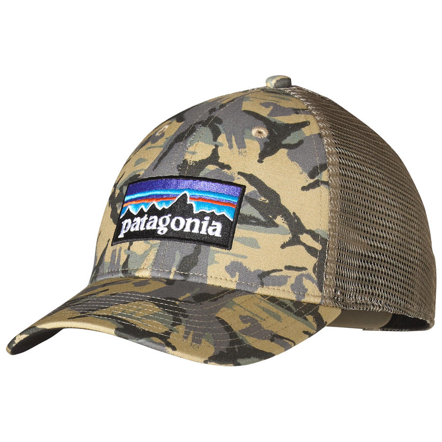 ef5ce9fef49 Patagonia P-6 LoPro Trucker Hat - Alabama Outdoors