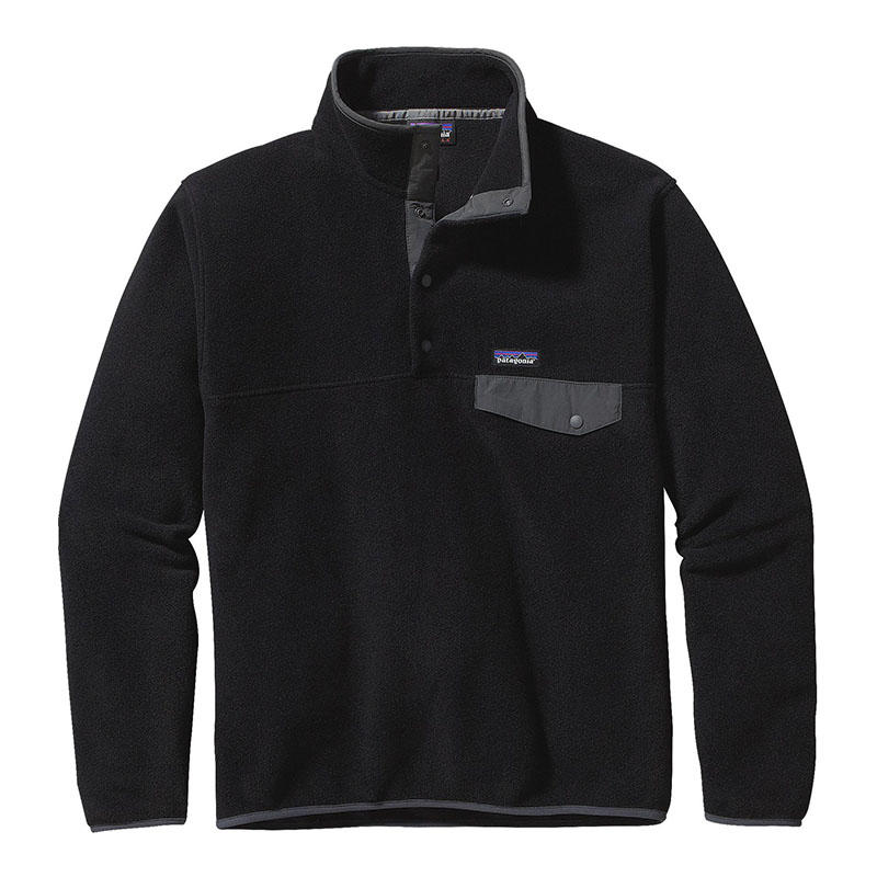 Patagonia Men s Lightweight Synchilla Snap-T Fleece Pullover - Alabama  Outdoors f3fc028f3755