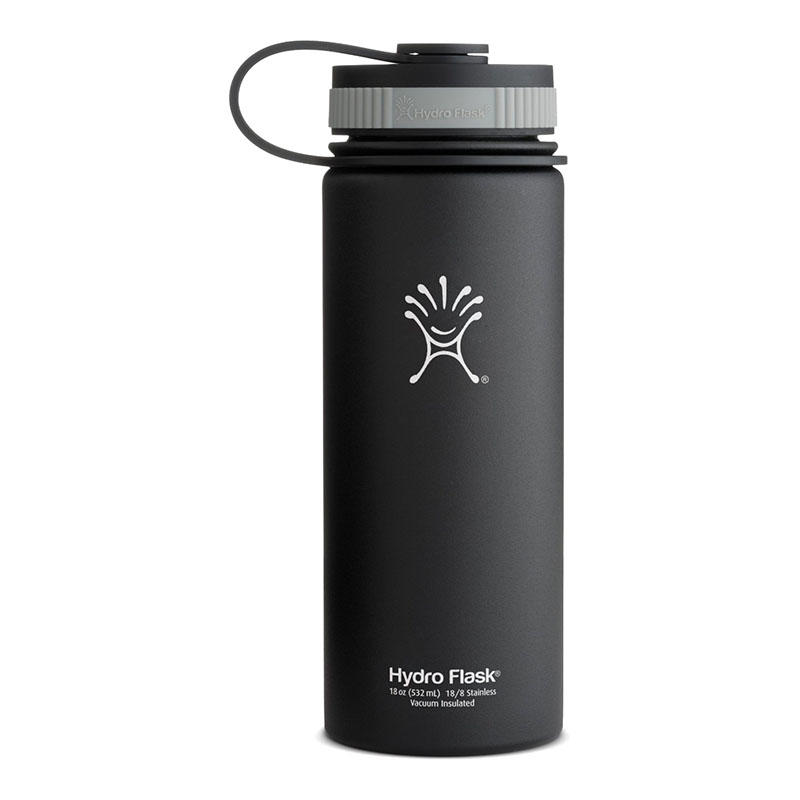 2f39c18ce4 Hydro Flask Wide Mouth Insulated Stainless Steel Water Bottle - 18oz -  Alabama Outdoors