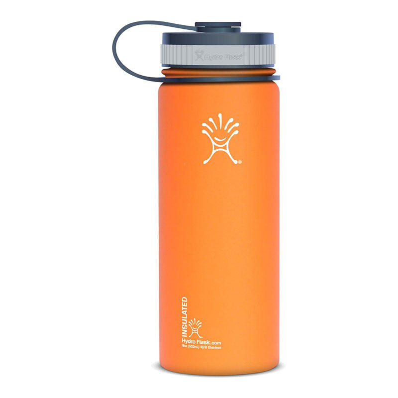 Hydro Flask Wide Mouth Insulated Stainless Steel Water Bottle - 18oz
