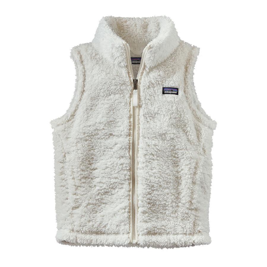 5ae7cdb3 Patagonia Girls' Los Gatos Fleece Vest - Alabama Outdoors