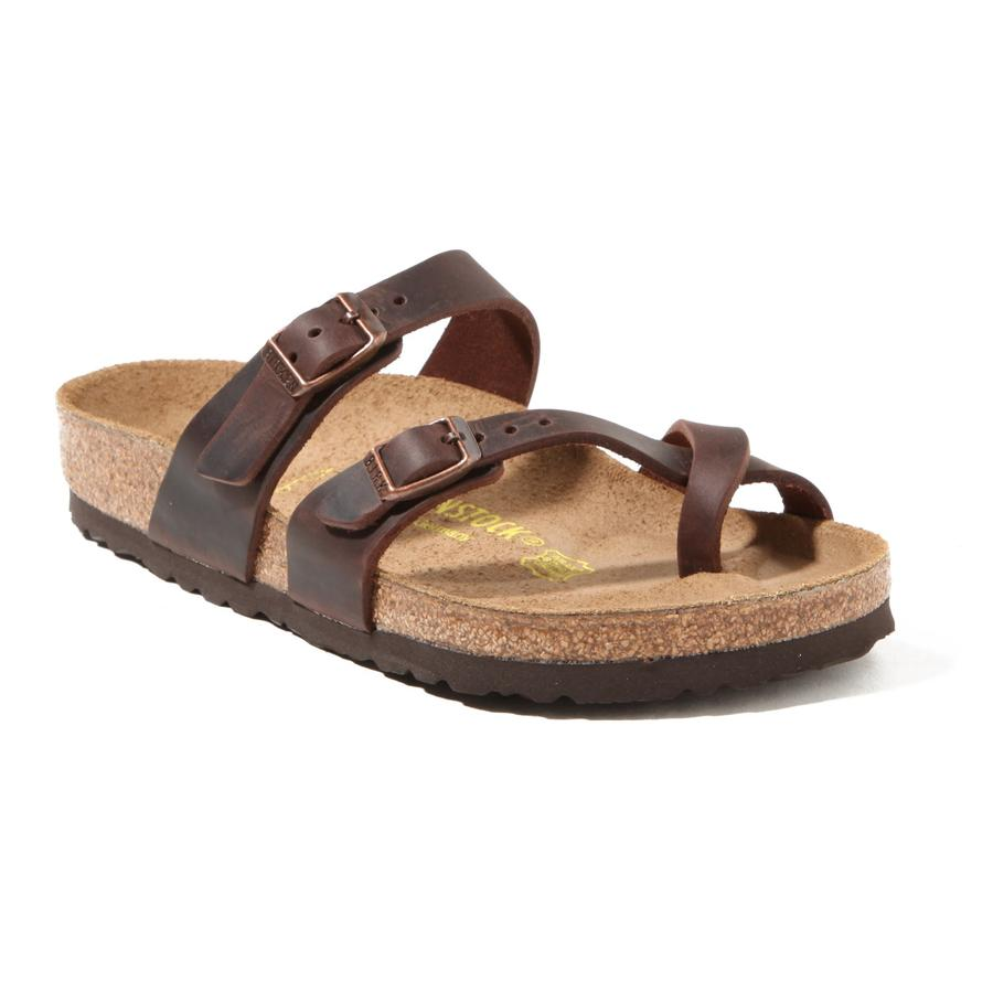 660b0695d Birkenstock Women s Habana Oiled Leather Mayari Sandals - Water and ...