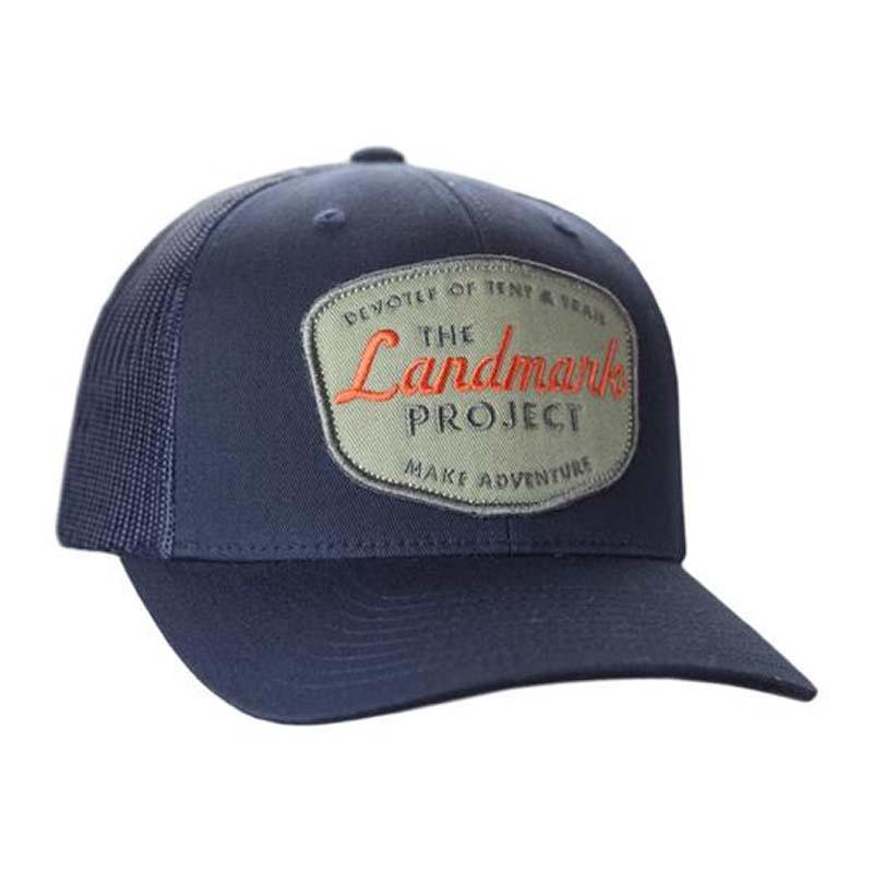 The Landmark Project Classic Trucker Hat - Water and Oak Outdoor Company 61e801f1eee