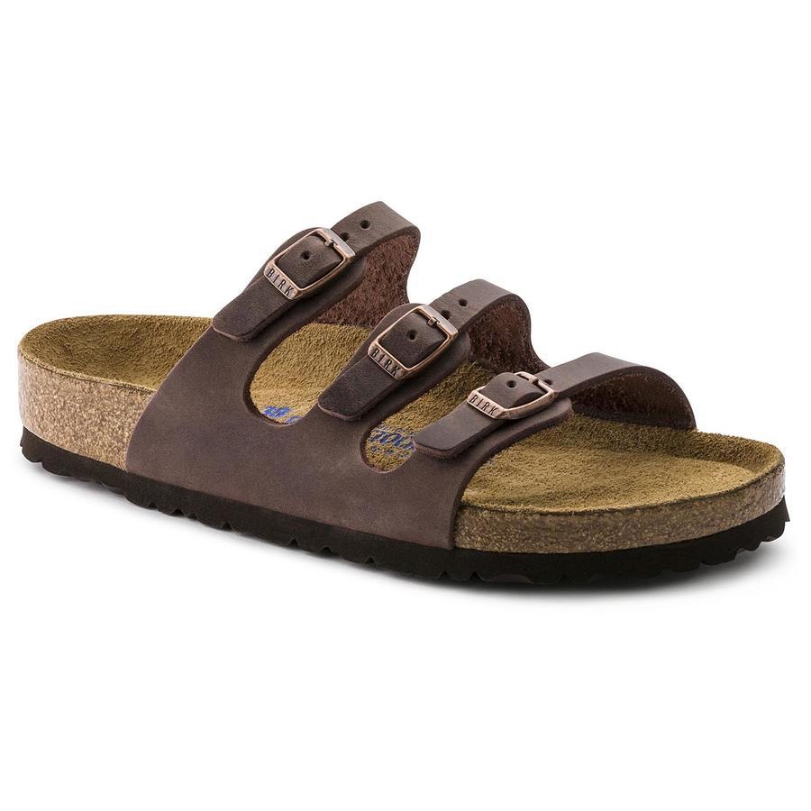 58b9c800123 Birkenstock Women s Florida Soft Footbed Sandals