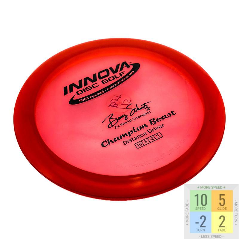 Innova Disc Golf Driver Discs With Champion Plastic Alabama Outdoors