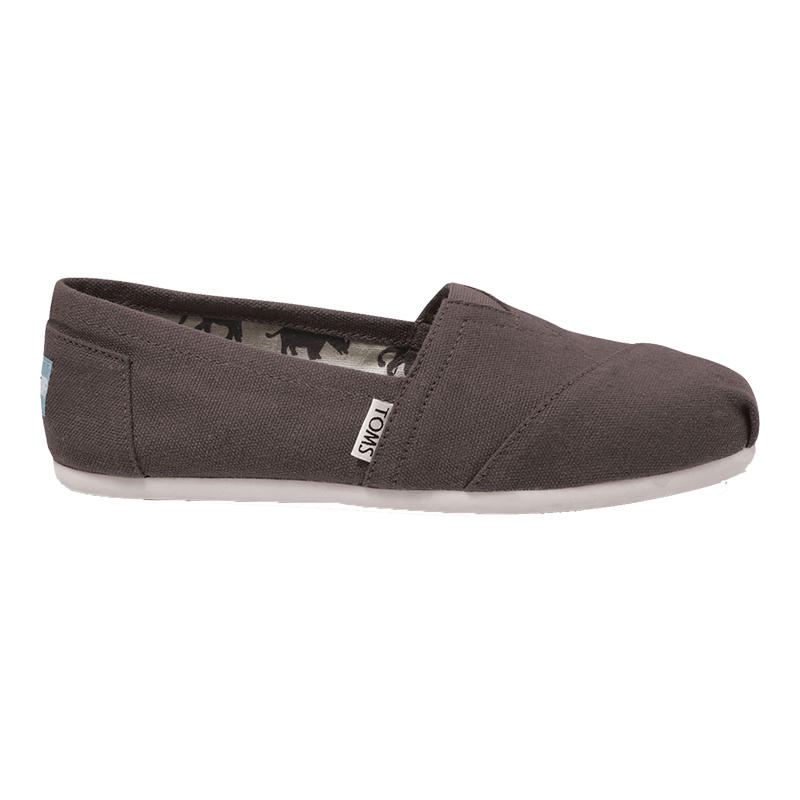 f5a0b96b389 TOMS Women s Classic Canvas Slip-On Shoes - Water and Oak Outdoor Company