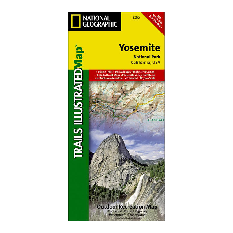 National Geographic Yosemite National Park Map on curry village yosemite map, yosimite national park map, yosemite backpacking map, yosemite ca map, south lake tahoe lodging map, sequoia national park lodging map, grand canyon lodging map, yosemite hotel map, north pines yosemite map, yosemite nat park map, yosemite california park map, half dome yosemite map, the redwoods in yosemite map, yosemite creek map, yosemite national forest map, yosemite valley map, vail lodging map, yosemite park camping map, yosemite badger pass map, yosemite rv parks map,