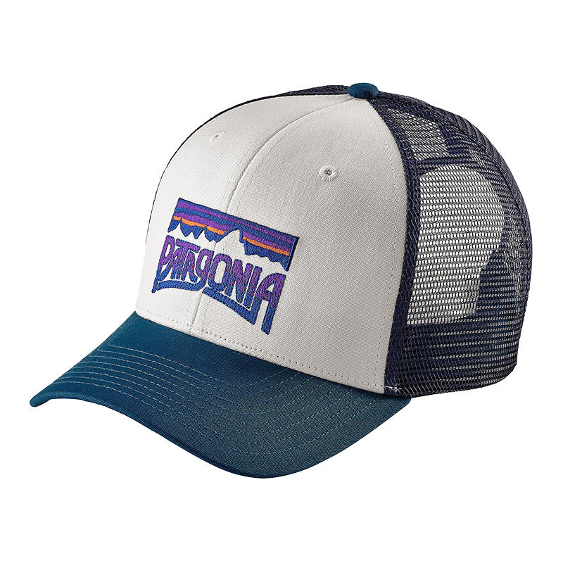 303b274362c Patagonia Fitz Roy Frostbite Trucker Hat - Water and Oak Outdoor Company