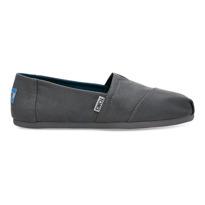 TOMS Microfiber Slip-On Shoe qx2eXv